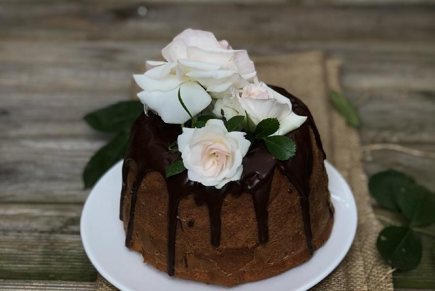 Bundt cake glassato al cioccolato fondente - Step 2 - Immagine 2
