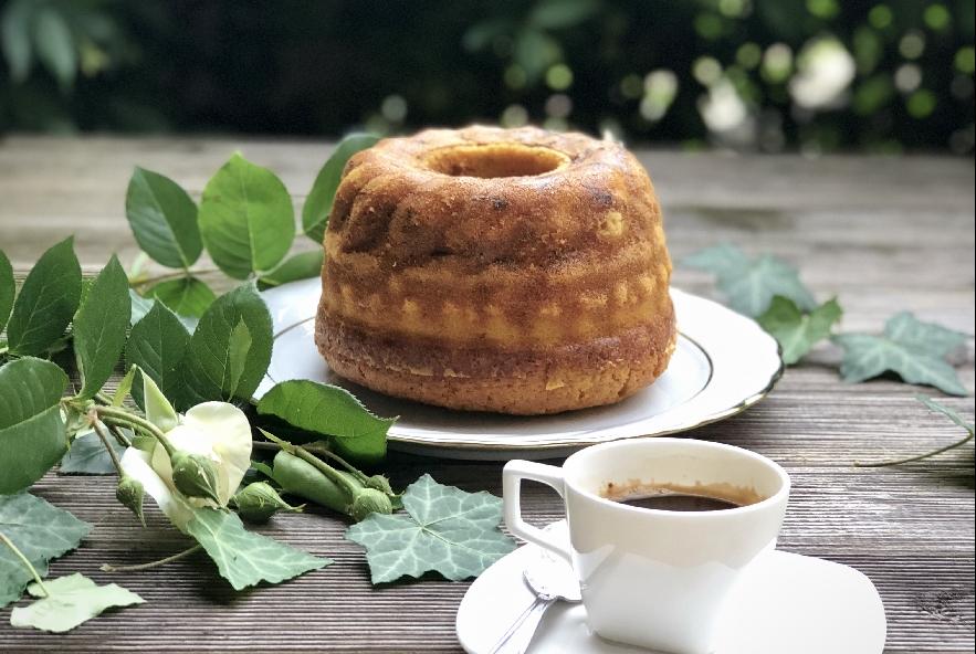 Bundt cake alla curcuma e succo d'arancia - Step 2 - Immagine 1