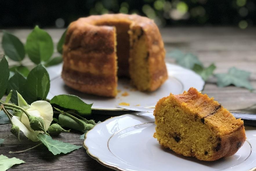Bundt cake alla curcuma e succo d'arancia - Step 2 - Immagine 2
