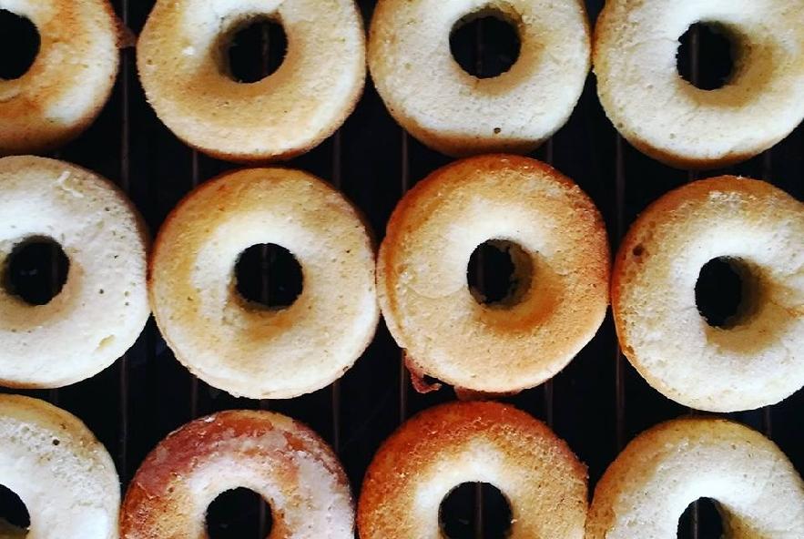 Happy doughnuts al forno - Step 4 - Immagine 1