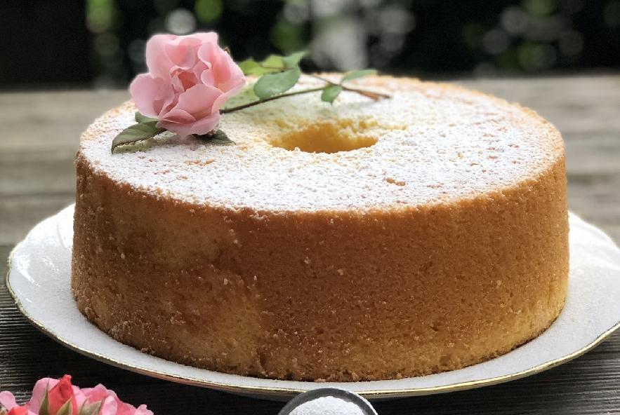 Chiffon cake profumata al limone - Step 4 - Immagine 2