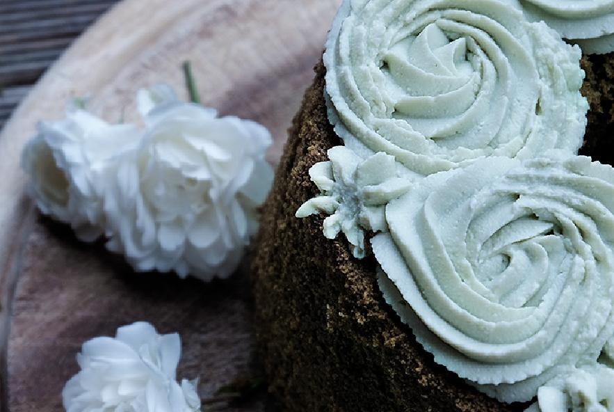 Chiffon cake al tè matcha - Step 3 - Immagine 1