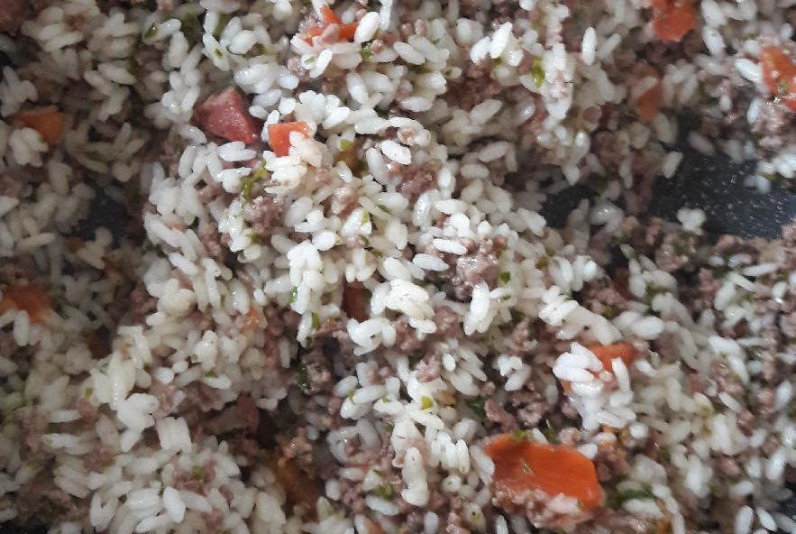 Peperoni ripieni di riso - Step 4 - Immagine 1