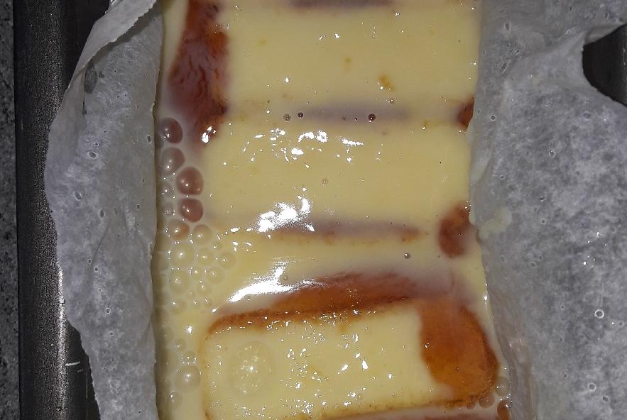 Semifreddo variegato al caramello - Step 2 - Immagine 1