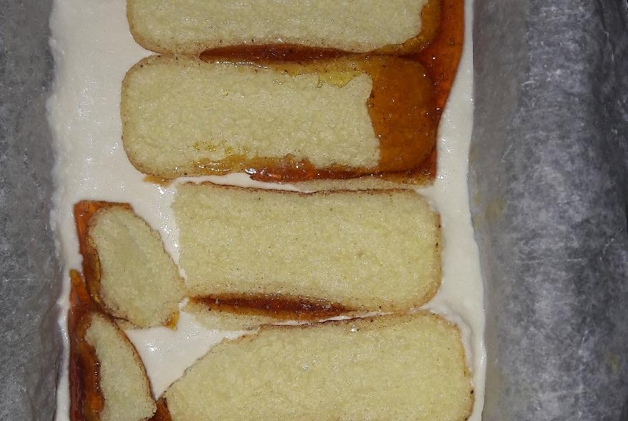 Semifreddo variegato al caramello - Step 3 - Immagine 1