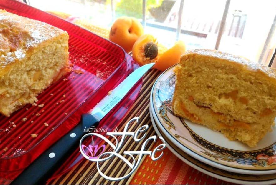 Plumcake integrale alle albicocche e mandorle - Step 8 - Immagine 1