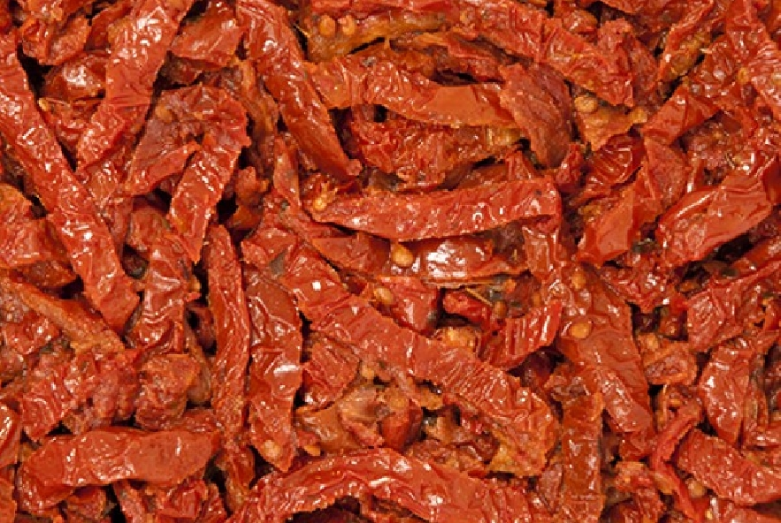 Pollo con pomodori secchi e olive nere - Step 2 - Immagine 1