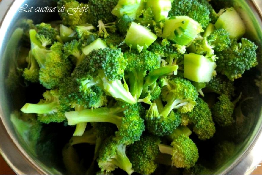 Orzo perlato in crema di zucca e broccoli saporiti - Step 1 - Immagine 1