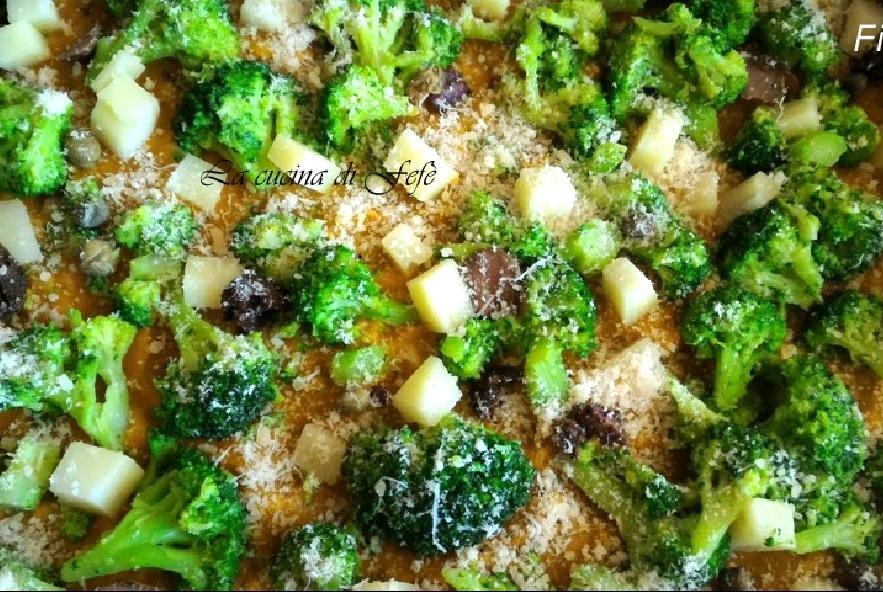 Orzo perlato in crema di zucca e broccoli saporiti - Step 6 - Immagine 1