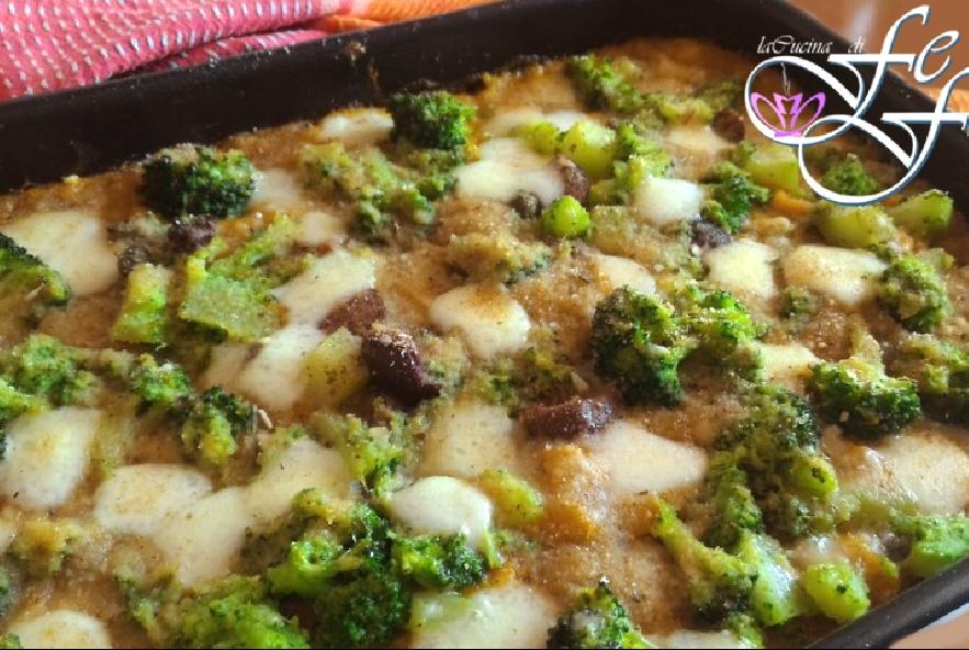 Orzo perlato in crema di zucca e broccoli saporiti - Step 7 - Immagine 1