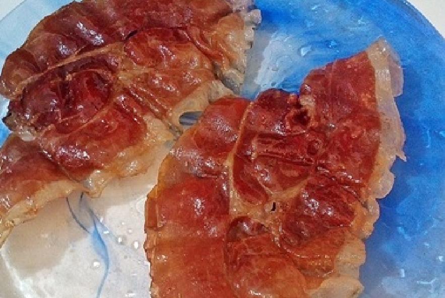 Cubetti di zucca salsa di parmigiano e zafferano - Step 2 - Immagine 1