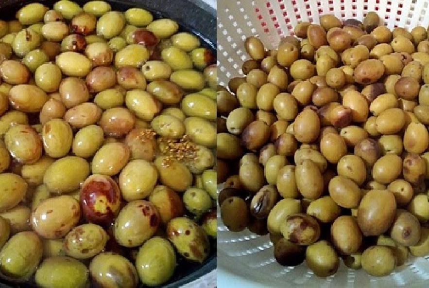 Olive farcite antipasto vegano gluten free - Step 2 - Immagine 1