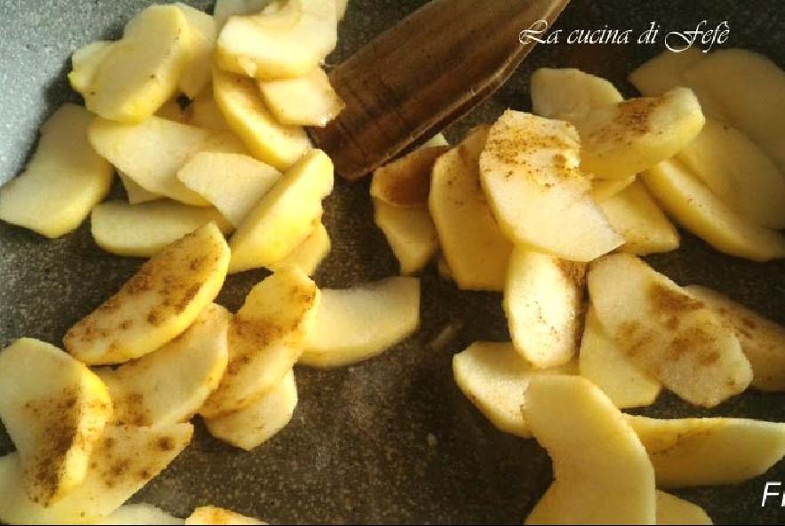 Clafoutis di mele e cannella - Step 1 - Immagine 1