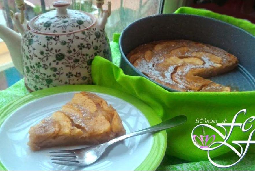 Clafoutis di mele e cannella - Step 7 - Immagine 1