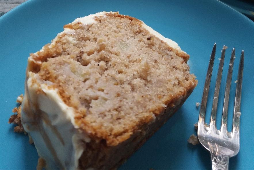 Torta di mele, noci e caramello - Step 6 - Immagine 1