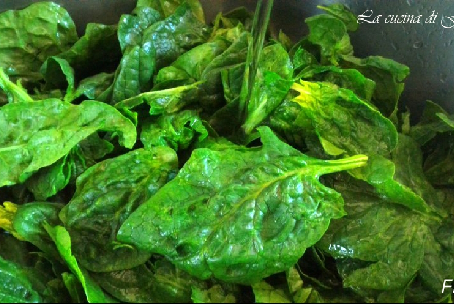 Flan di spinaci - Step 1 - Immagine 1