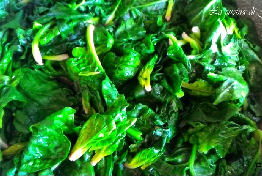 Flan di spinaci - Step 2 - Immagine 1
