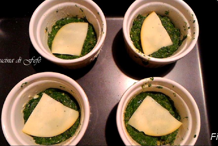 Flan di spinaci - Step 6 - Immagine 1
