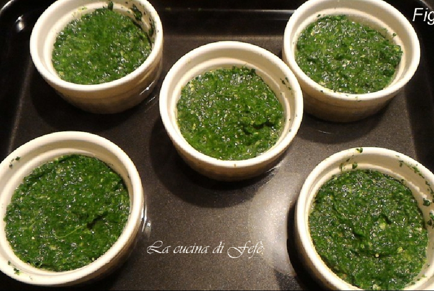 Flan di spinaci - Step 7 - Immagine 1