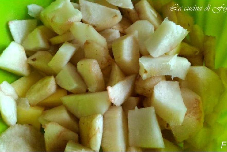 Quiche con patate, topinambur e tuma - Step 2 - Immagine 1