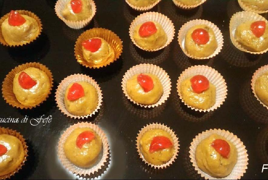 Biscotti della nonna con ciliegie candite - Step 3 - Immagine 1