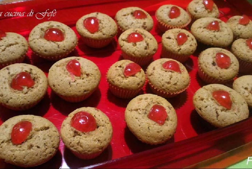 Biscotti della nonna con ciliegie candite - Step 4 - Immagine 1