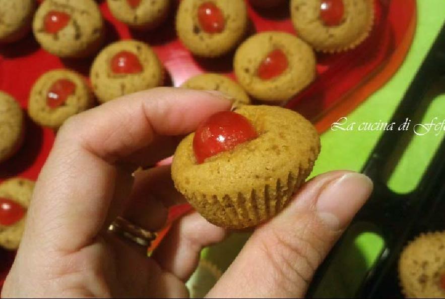Biscotti della nonna con ciliegie candite - Step 5 - Immagine 2