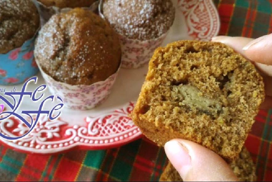 Muffin al pistacchio con farina di farro - Step 9 - Immagine 1