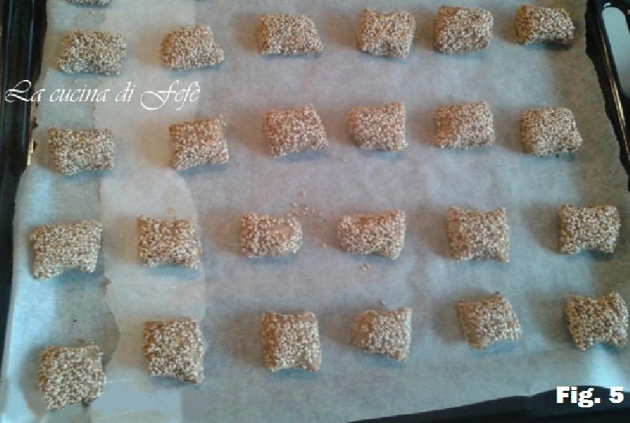 Biscotti al sesamo - Step 5 - Immagine 1
