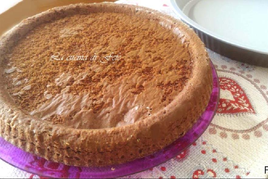 Crostata morbida al cacao con ganache di pistacchi - Step 2 - Immagine 1