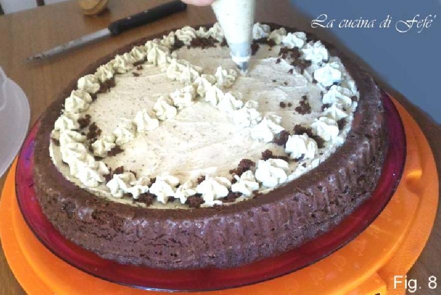 Crostata morbida al cacao con ganache di pistacchi - Step 7 - Immagine 1