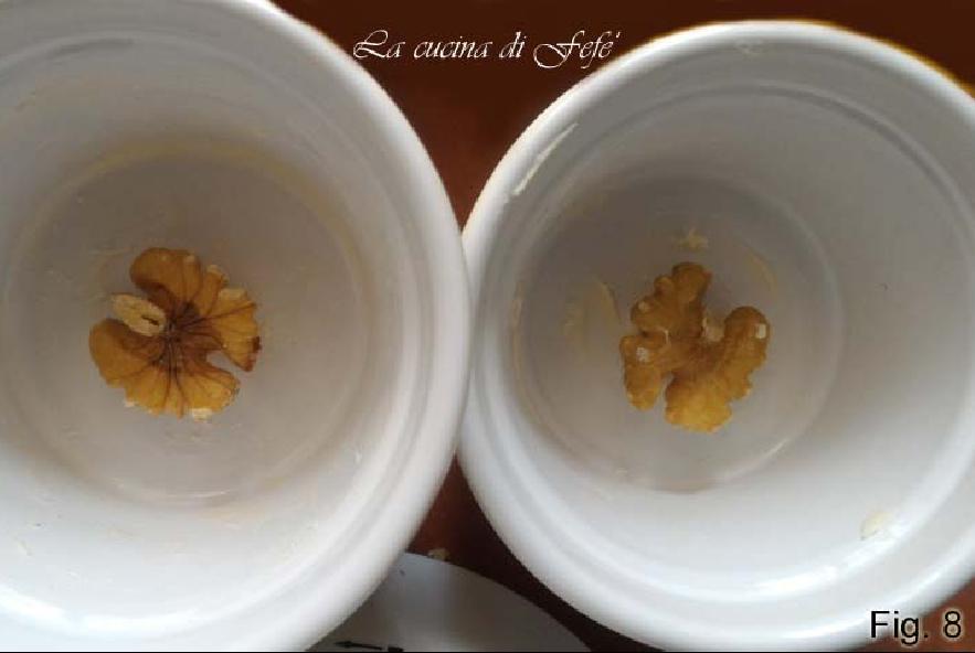 Sformatini di ricotta e curcuma con noci - Step 4 - Immagine 2