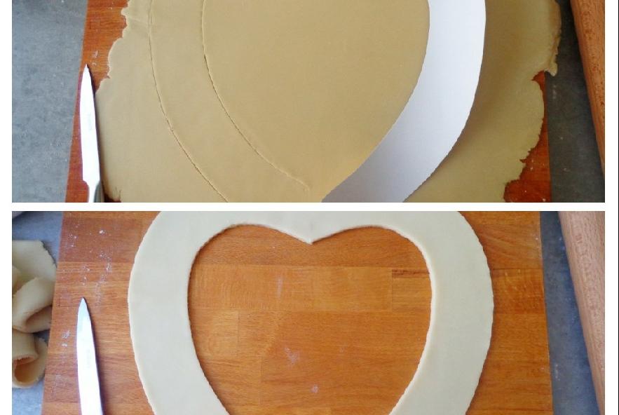 Torta di san valentino - Step 2 - Immagine 1