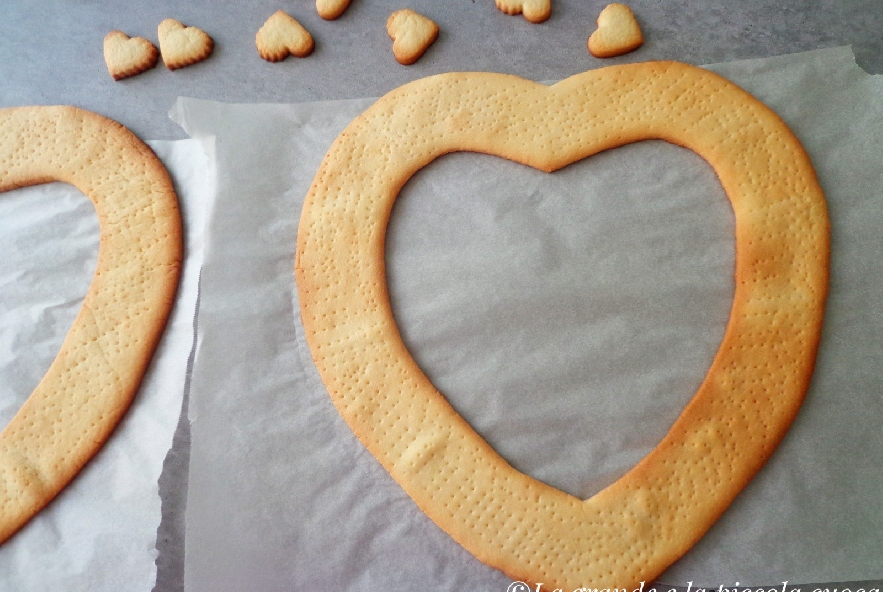 Torta di san valentino - Step 3 - Immagine 1