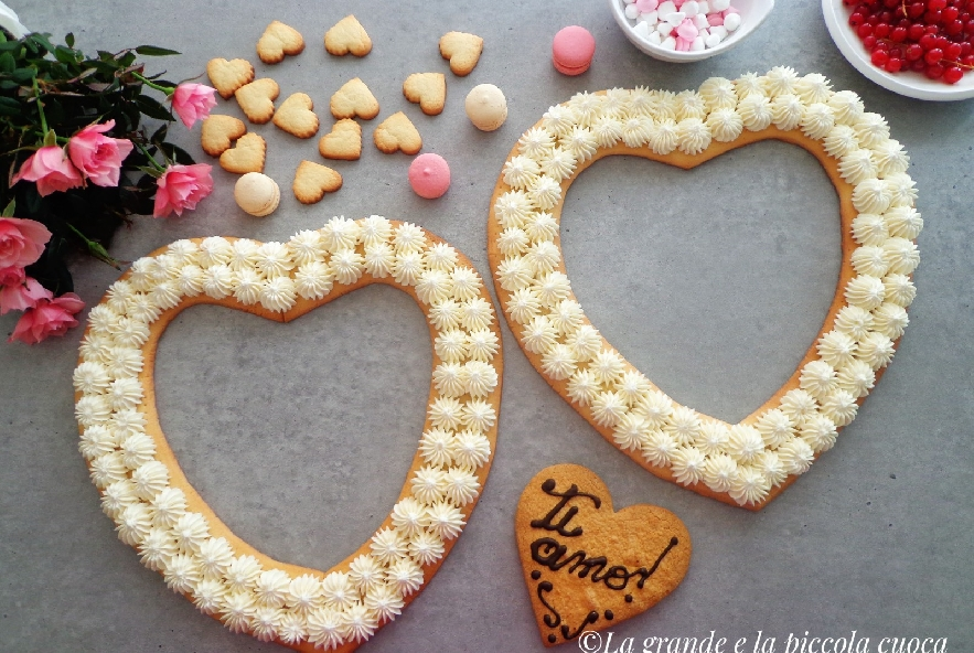 Torta di san valentino - Step 5 - Immagine 1