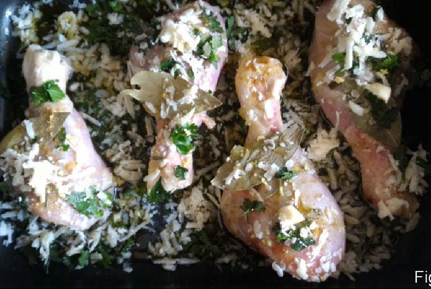 Fusi di pollo marinati - Step 3 - Immagine 1