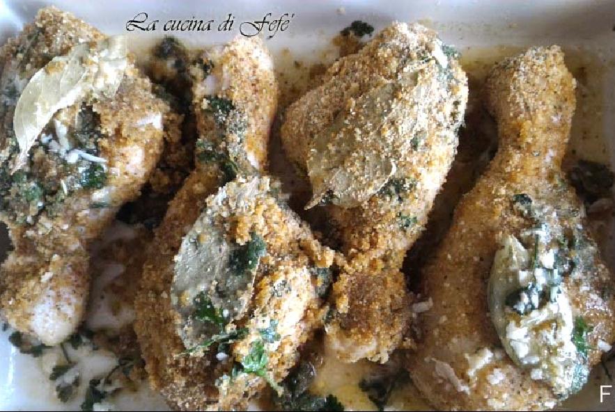 Fusi di pollo marinati - Step 4 - Immagine 1