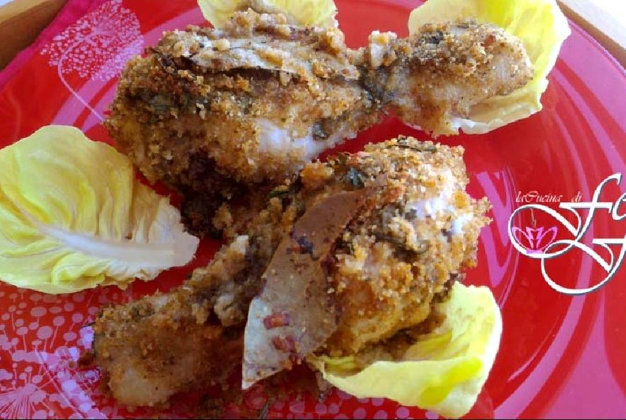 Fusi di pollo marinati - Step 4 - Immagine 2