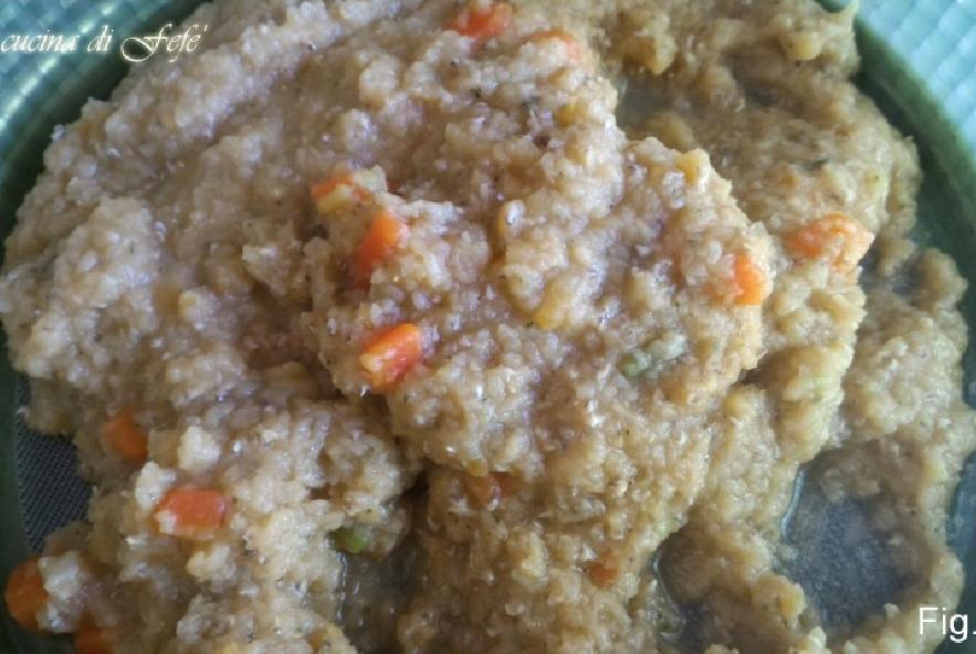 Flan di lenticchie rosse - Step 2 - Immagine 1