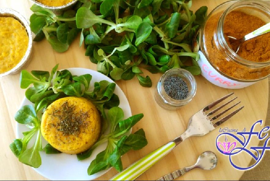 Flan di lenticchie rosse - Step 6 - Immagine 1