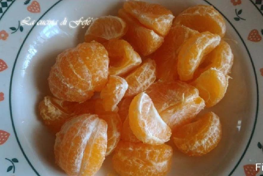Ciambelle al miele e mandarino - Step 1 - Immagine 1