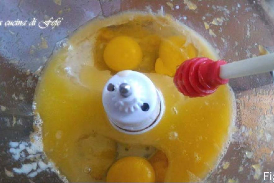 Ciambelle al miele e mandarino - Step 2 - Immagine 1