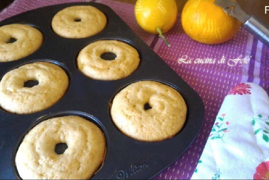 Ciambelle al miele e mandarino - Step 4 - Immagine 2
