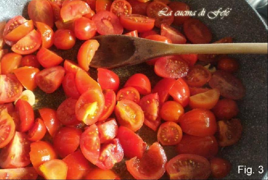Riso venere, pesto di rucola, prosecco e gamberetti - Step 2 - Immagine 1