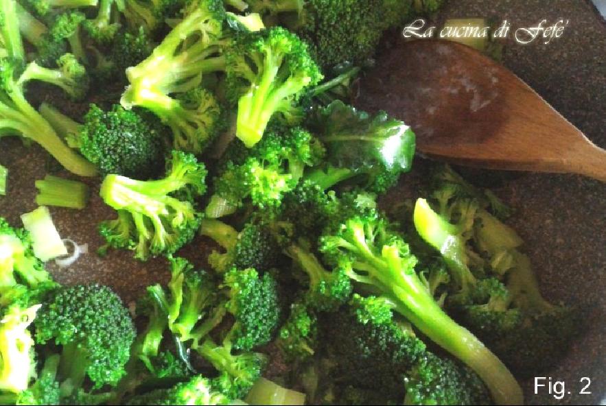 Trofie vegetariane al forno con crema alla curcuma - Step 1 - Immagine 2