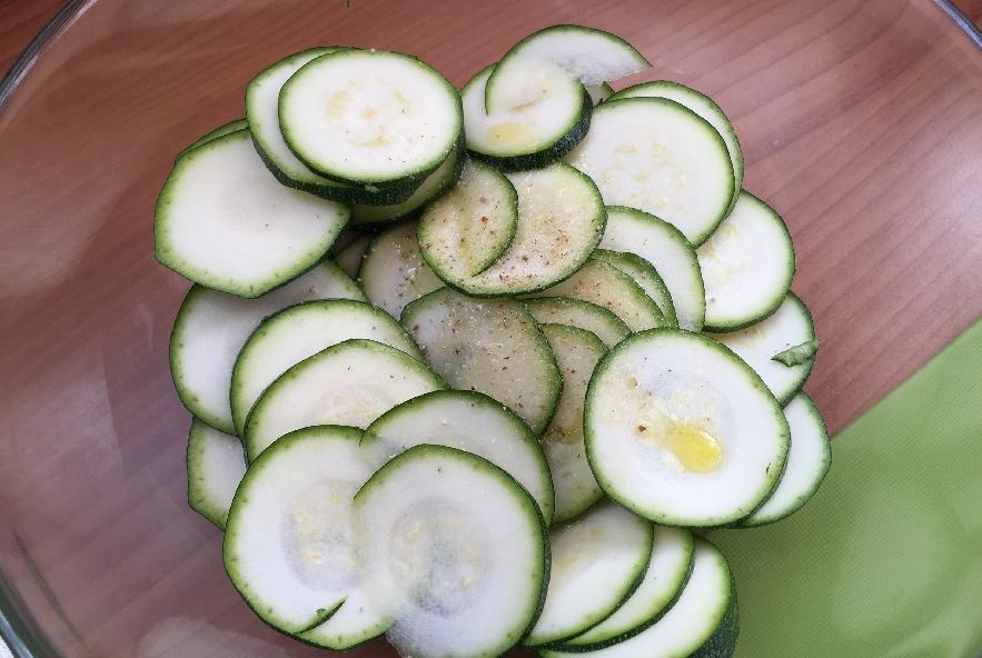 Trota in crosta di zucchine - Step 4 - Immagine 1