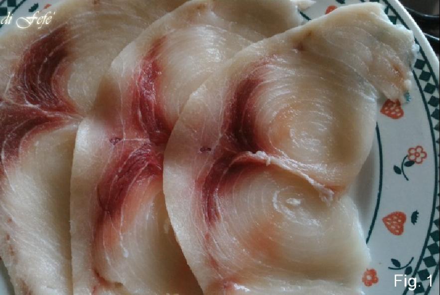 Involtini di pesce spada al finocchio - Step 1 - Immagine 1