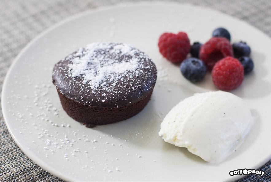Tortini al cioccolato col cuore morbido - Step 4 - Immagine 1