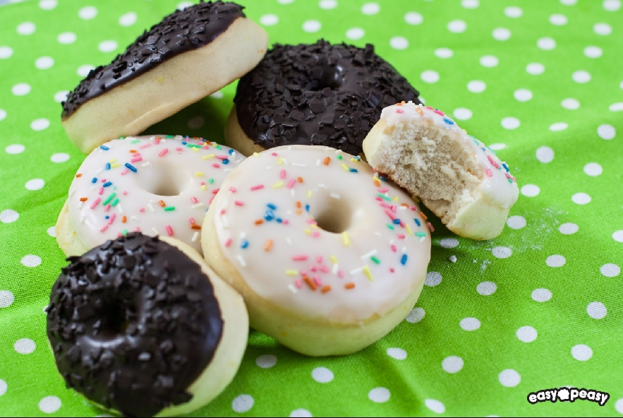 I donuts vegan - Step 8 - Immagine 1