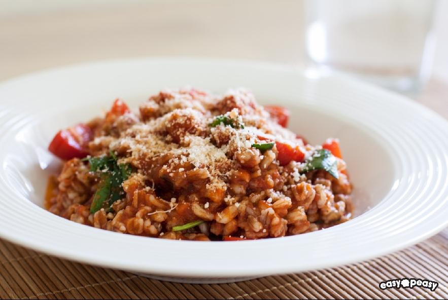 Farro al pomodoro - Step 2 - Immagine 1